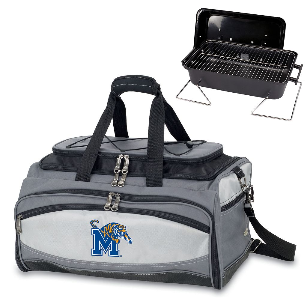 Picnic Time Buccaneer Memphis Tigers Tailgating Cooler & Grill