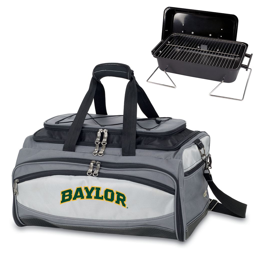Picnic Time Buccaneer Baylor Bears Tailgating Cooler & Grill