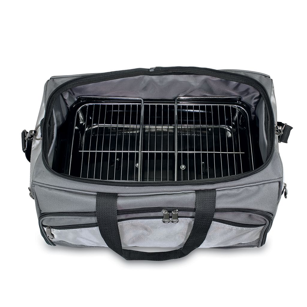 Picnic Time Buccaneer Baylor Bears Tailgating Cooler and Grill