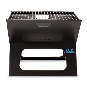 Picnic Time UCLA Bruins Portable X-Grill