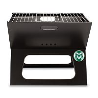 Picnic Time Colorado State Rams Portable X-Grill