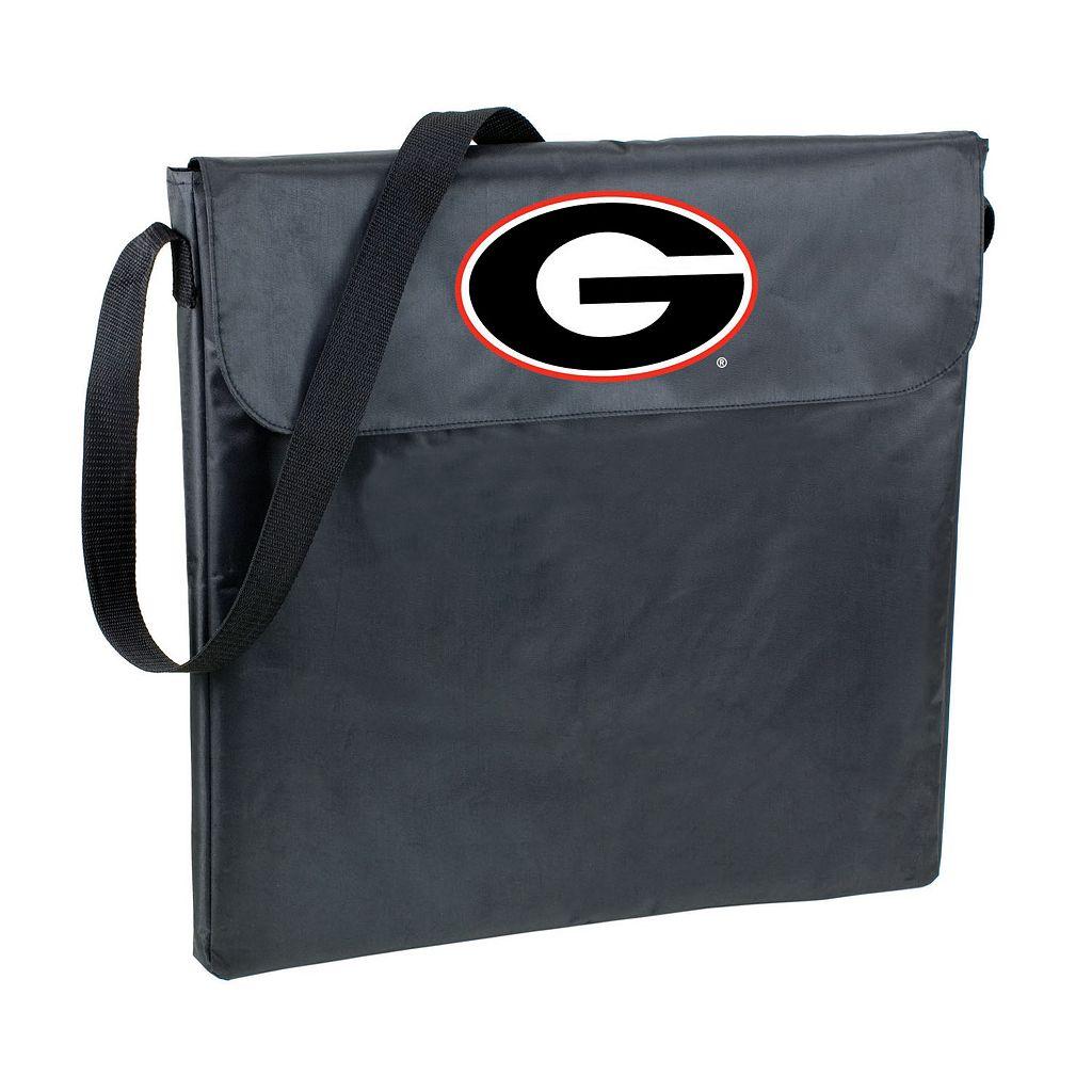 Picnic Time Georgia Bulldogs Portable X-Grill