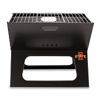 Picnic Time Iowa State Cyclones Portable X-Grill