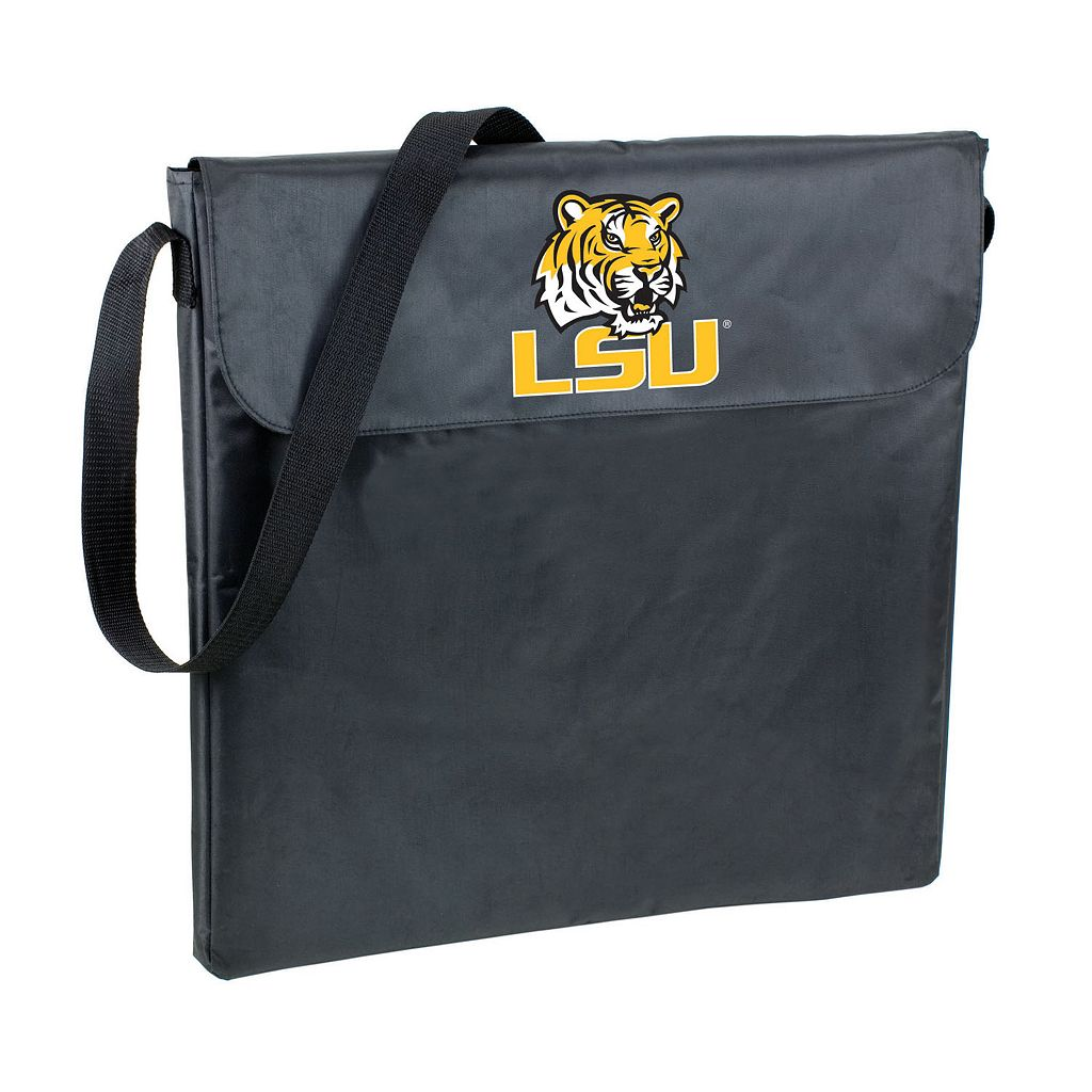 Picnic Time LSU Tigers Portable X-Grill