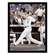 Colorado Rockies Troy Tulowitzki Wall Art