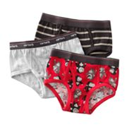 Carter's 3-pk. Monkey Brief - Toddler