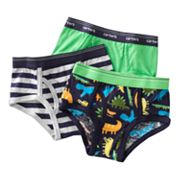 Carter's 3-pk. Dinosaur Brief - Toddler