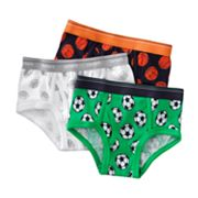 Carter's 3-pk. Sports Brief - Toddler