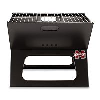 Picnic Time Mississippi State Bulldogs Portable X-Grill