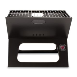 Picnic Time South Carolina Gamecocks Portable X-Grill