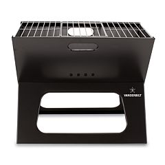 Picnic Time Vanderbilt Commodores Portable X-Grill