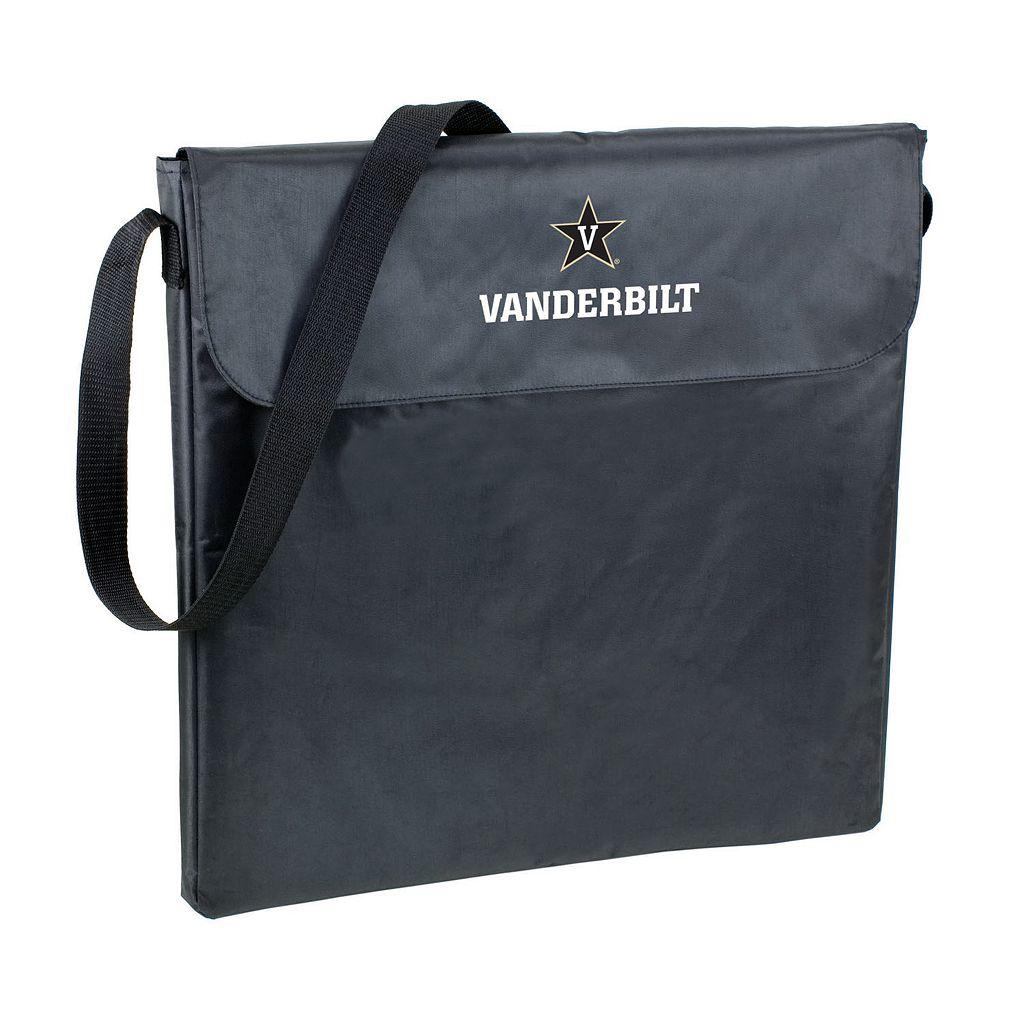 Picnic Time Vanderbilt Commodores Portable X-Grill