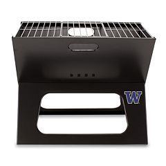 Picnic Time Washington Huskies Portable X-Grill