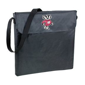 Picnic Time Wisconsin Badgers Portable X-Grill