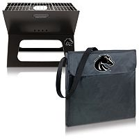 Picnic Time Boise State Broncos Portable X-Grill