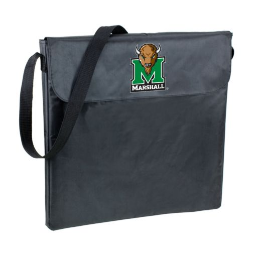 Picnic Time Marshall Thundering Herd Portable X-Grill