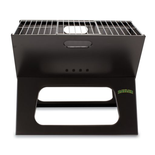 Picnic Time Baylor Bears Portable X-Grill