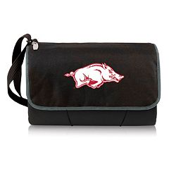 Picnic Time Arkansas Razorbacks Blanket Tote