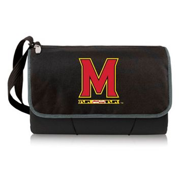 Picnic Time Maryland Terrapins Blanket Tote