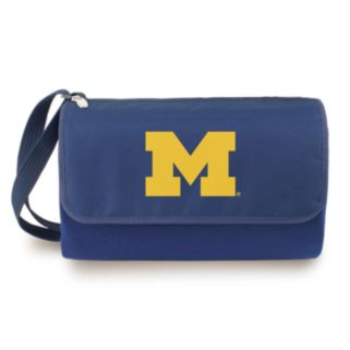 Picnic Time Michigan Wolverines Blanket Tote