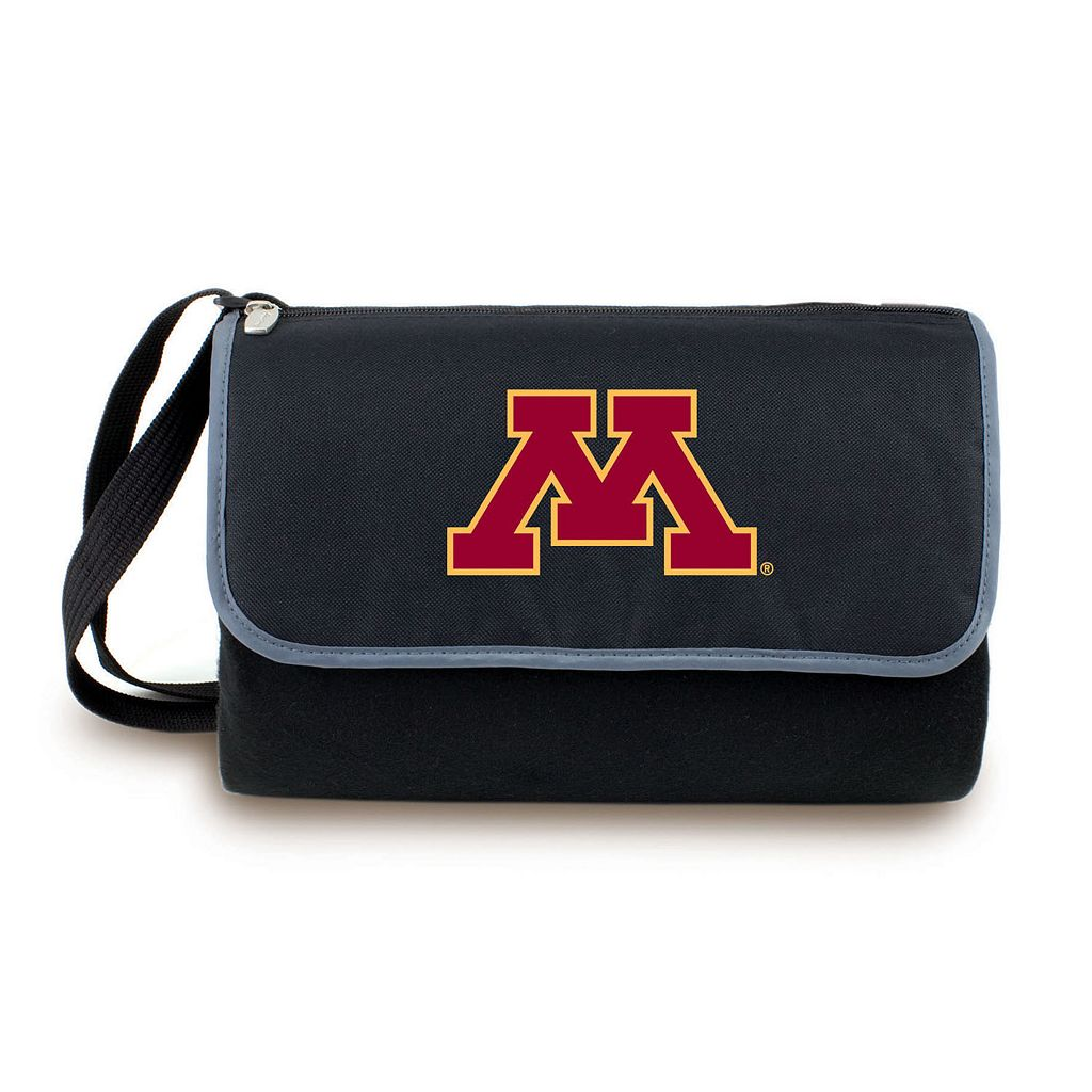 Picnic Time Minnesota Golden Gophers Blanket Tote