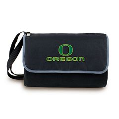 Picnic Time Oregon Ducks Blanket Tote