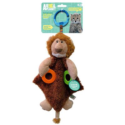 Animal Planet Lion Teether Buddy