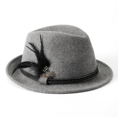 Apt. 9 Feather Wool Fedora
