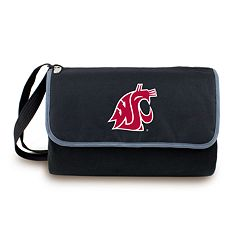 Picnic Time Washington State Cougars Blanket Tote