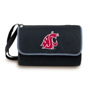 Picnic Time Washington State Cougars Blanket Tote