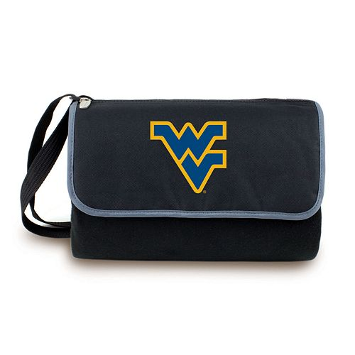 Picnic Time West Virginia Mountaineers Blanket Tote