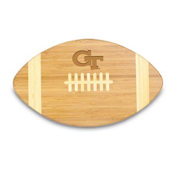 Picnic Time Georgia Tech Yellow Jackets Touchdown! Cutting Board