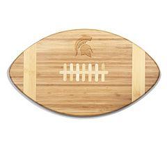 Picnic Time Michigan State Spartans Touchdown! Cutting Board