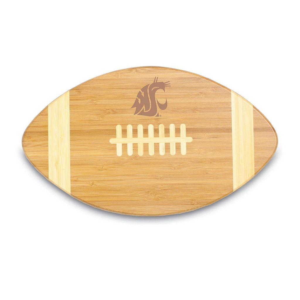 Picnic Time Washington State Cougars Touchdown! Cutting Board