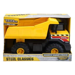 Tonka Classic Steel Dump Truck