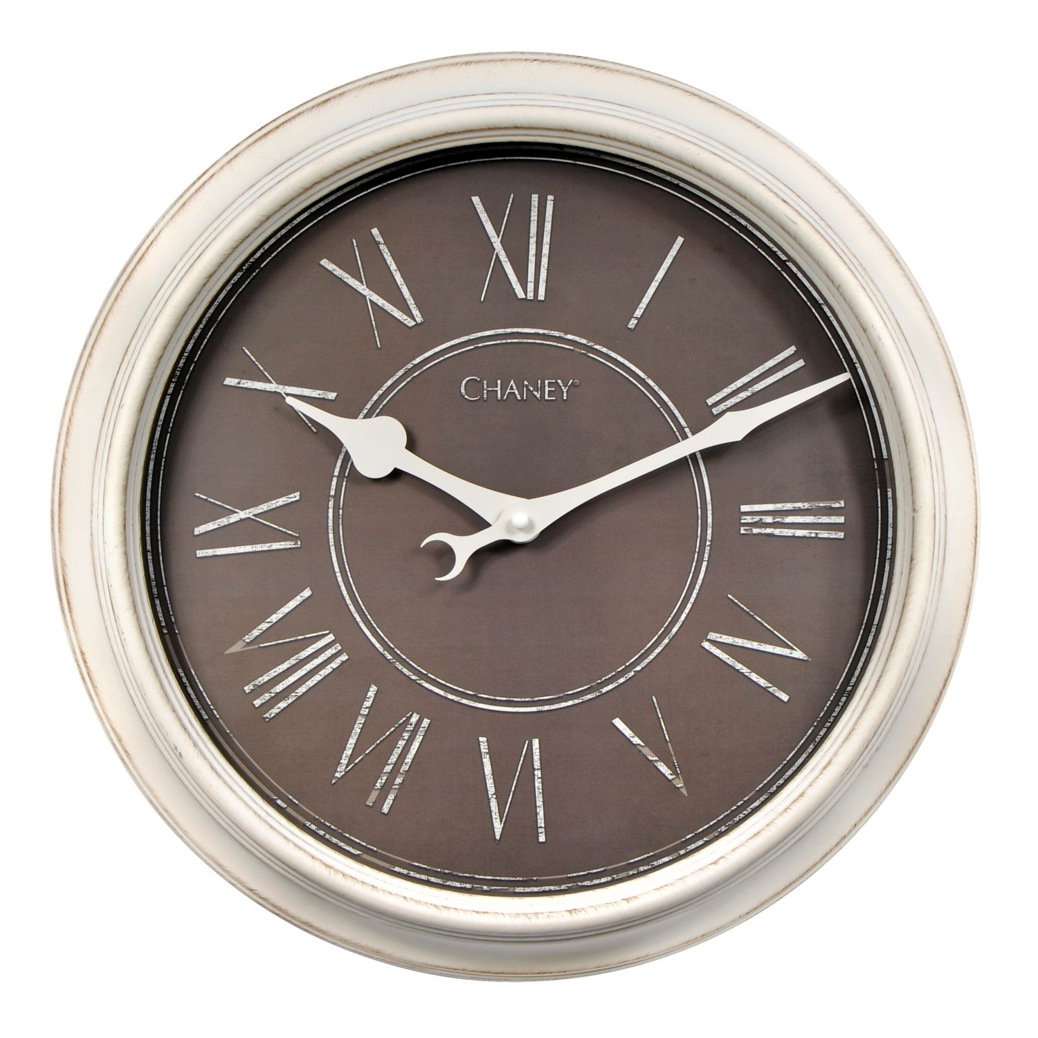 Chaney wall clock kohls 28 chaney wall clock chaney 18in wrought iron wall clock by amipublicfo Choice Image