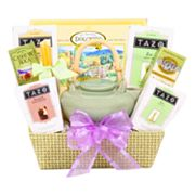 Tea And Treats Gift Basket