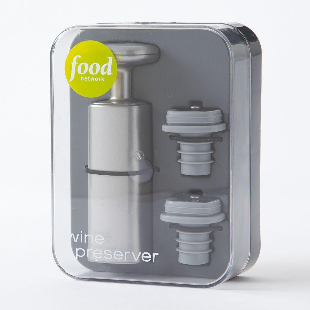 Food Network™ Wine Preserver