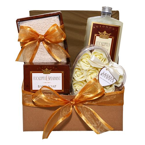 Autonomy Spa Gift Basket