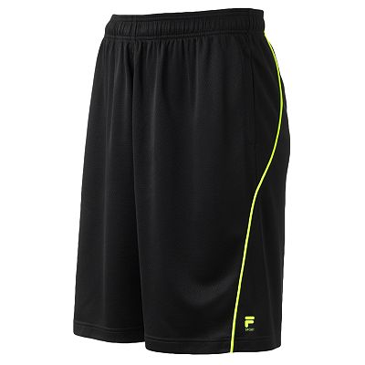 FILA SPORT Swisher Mesh Shorts - Big and Tall