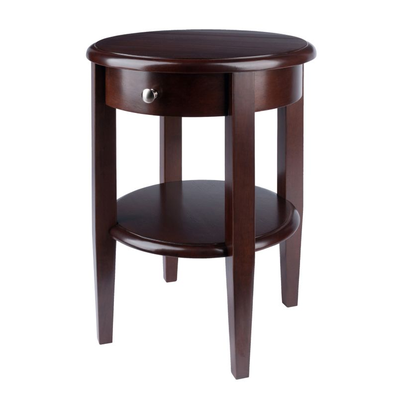 Winsome Concord End Table, Brown