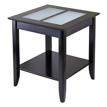 Winsome Syrah End Table