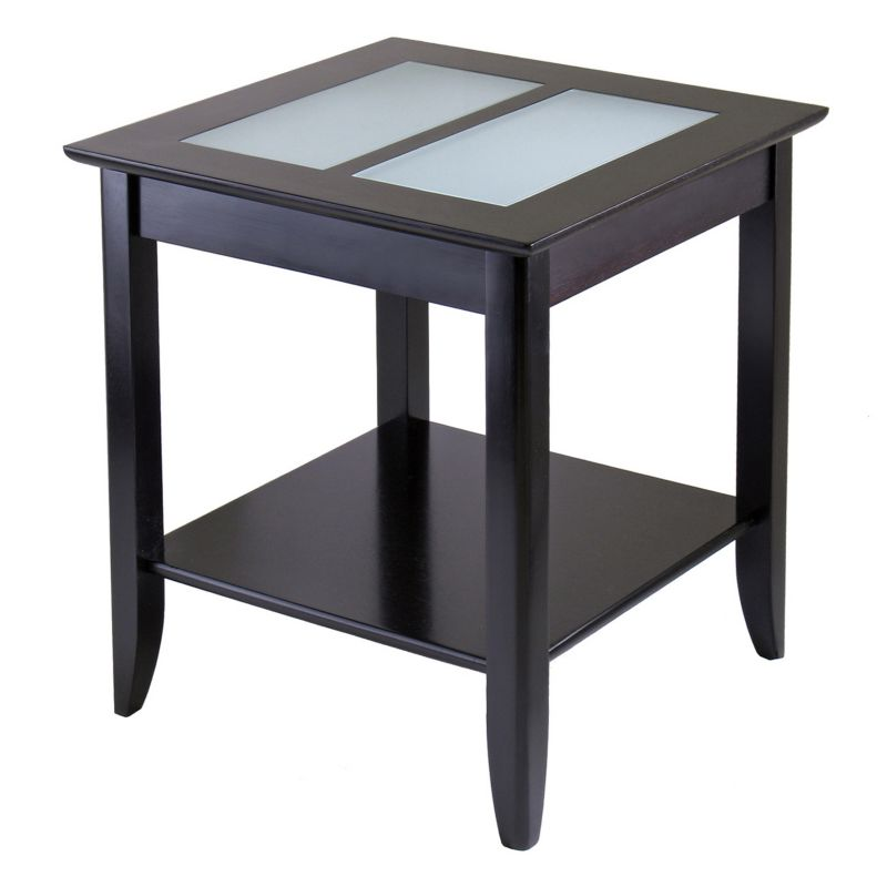 Winsome Syrah End Table, Brown