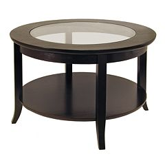 Winsome Genoa Round Coffee Table
