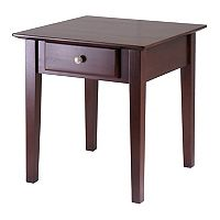 Winsome Rochester End Table