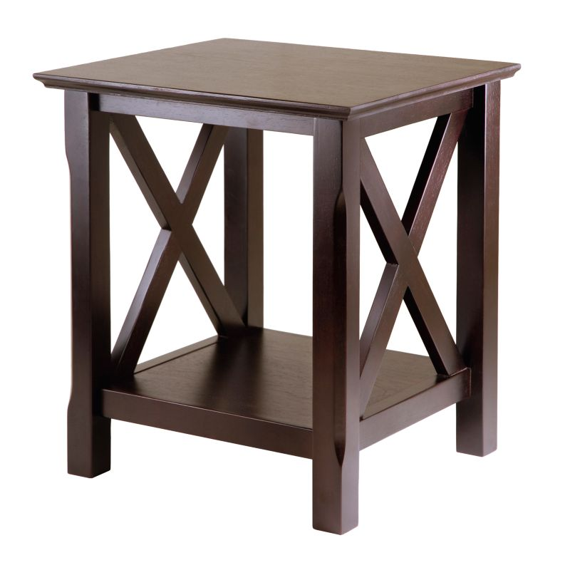 Winsome Xola End Table, Brown