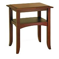Winsome Craftsman End Table