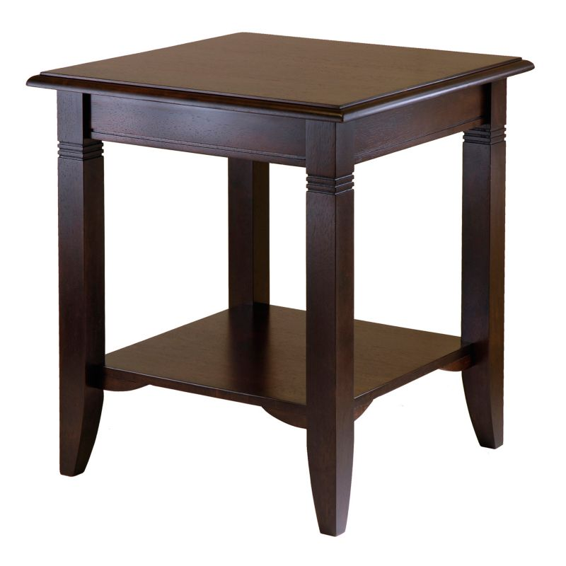Winsome Nolan End Table, Brown