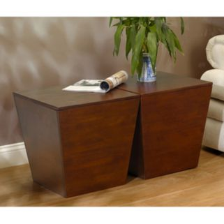 Winsome End Table Storage Cube