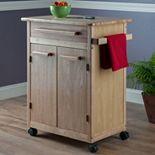 Winsome Storage Kitchen Cart